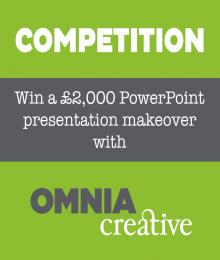 Win a £2,000 PowerPoint presentation makeover
