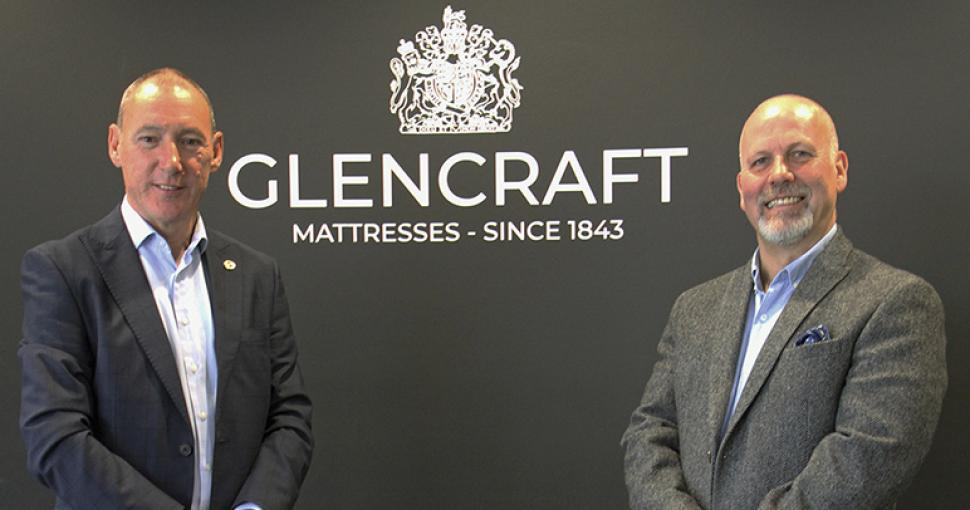 Coffee with…  Graham McWilliam Managing Director of Glencraft
